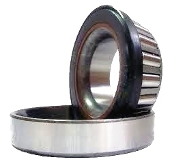 Роликовый конический подшипник с резиновым уплотнением