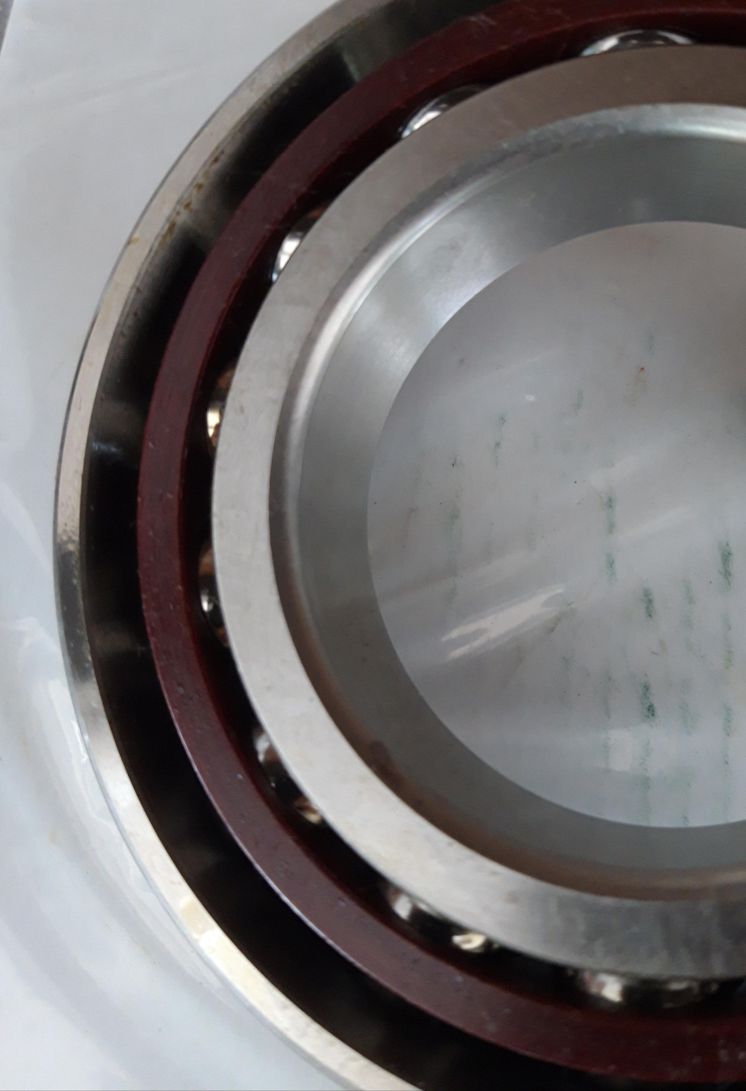 Шарикоподшипник радиально-упорный сепаратор шарики